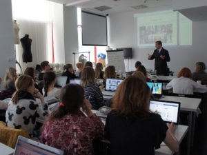 "II Edycja warsztatów ""Brand & Marketing Strategy for Fashion Designers"""
