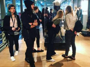 """Zwiedzamy wystawę """"Christian Dior i ikony paryskiej mody z kolekcji Adama Leja"""" z MSKPU"""