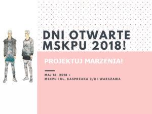 Dni Otwarte MSKPU 2018