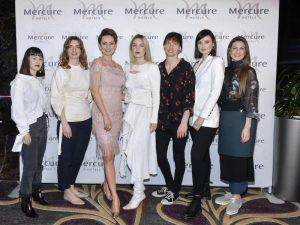 Mercure Fashion Night by MSKPU – nasi uczniowie zaprezentowali swoje kolekcje