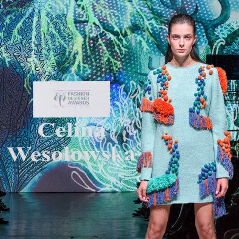 Celina Wesołowska wygrywa Fashion Designer Awards MSKPU kto wygrał FDA 2018