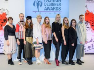 4 out of 9 Fashion Designer Awards are our students!