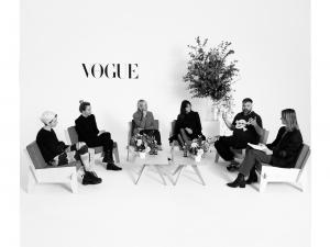"""Dr Magdalena Płonka na panelu VOGUE:  """"Kierunki rozwoju mody i nowe talenty, które redefiniują przyszłość branży"""""""