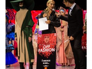 MSKPU Team znów the best! Żaneta Siłkowska wygrywa XXII edycję OFF Fashion!