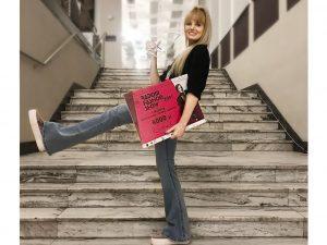 #MSKPUteam znów wygrywa! Ewelina Szymańska zwyciężczynią 9. edycji Radom Fashion Show!